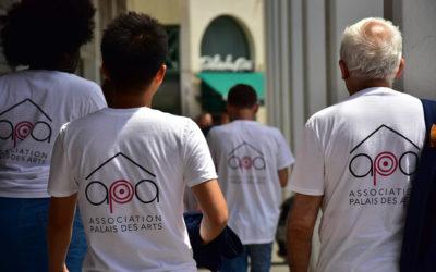 Opération Nettoyage pour les jeunes de l'association APA !