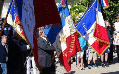 Commémoration du 99e anniversaire de l'Armistice