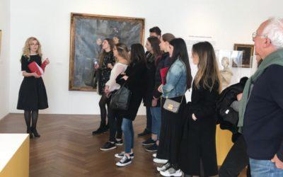 Conférence au Musée des beaux-arts de Nice – En partenariat avec Monasia