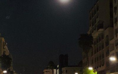 """Cette nuit la Lune était """"Super""""!"""